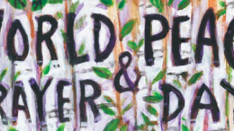 World Peace & Prayer Day 2015